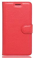Чехол-книжка для Huawei Y6 II красный
