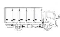 Фургон для перевозки хлебобулочных изделий, фото 1