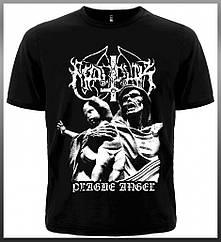 "Футболка Marduk ""Plague Angel"", Размер S"