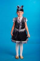 Костюм Козочки для девочки 3-6 лет Украина карнавальная KD40