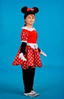 Костюм Минни-Маус для девочки Украина карнавальная KD93