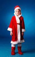 Костюм Деда Мороза Украина карнавальная KD55