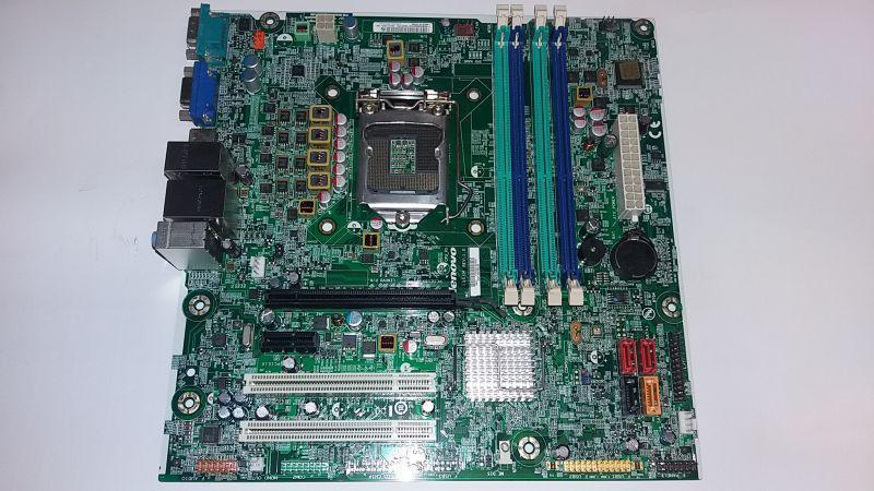 Материнская плата, Lenovo IS6XM, 1155 сокет