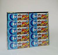 Orbit жувальні гумки зі смаком полуниці банана 30 штук упаковка, фото 1