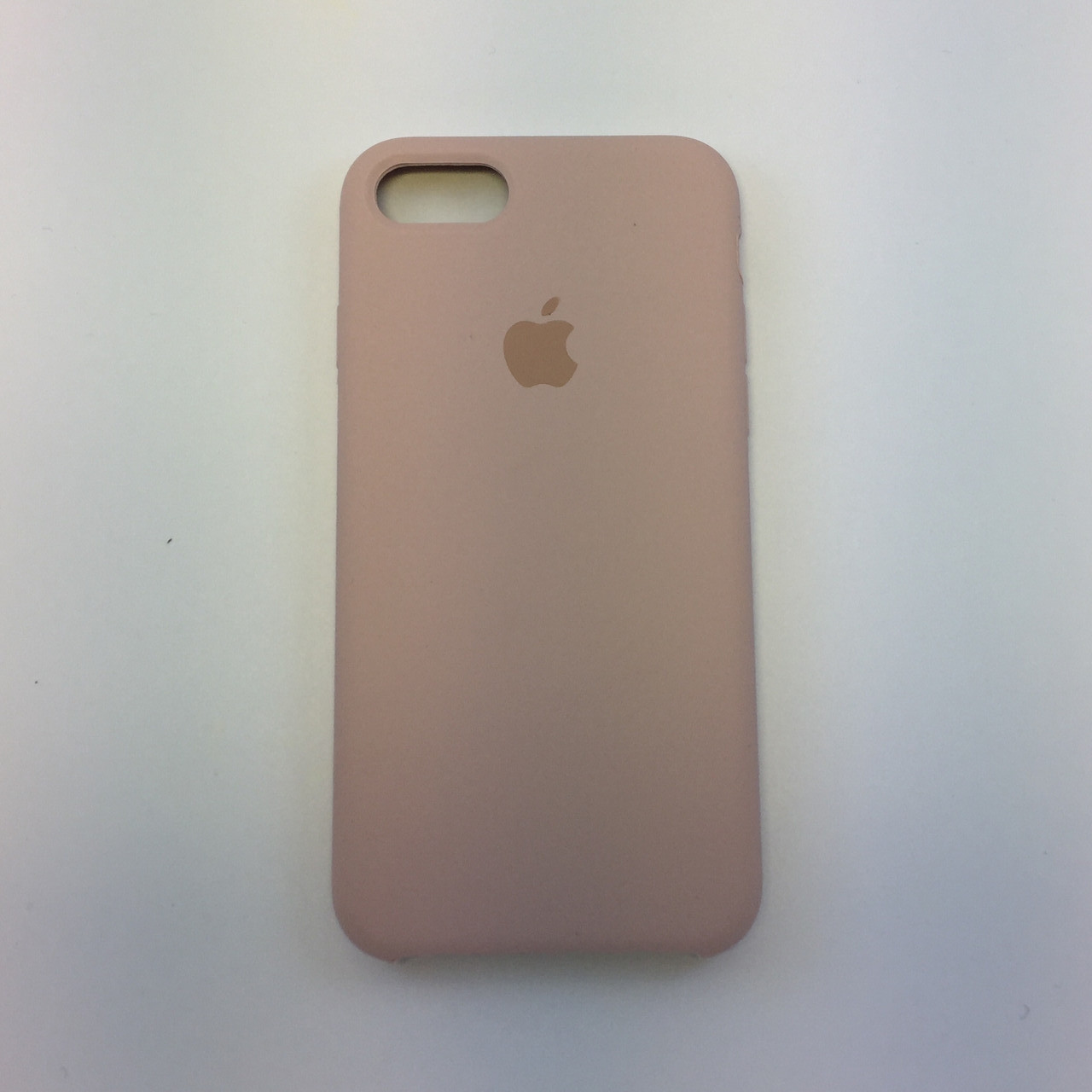 """Чехол - Silicon Case для iPhone """"Пудра - №19"""" - copy orig."""