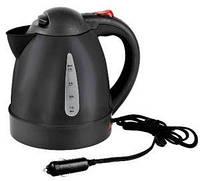 Автомобильный чайник  24V 300W 1L чайник 24в от прикуривателя
