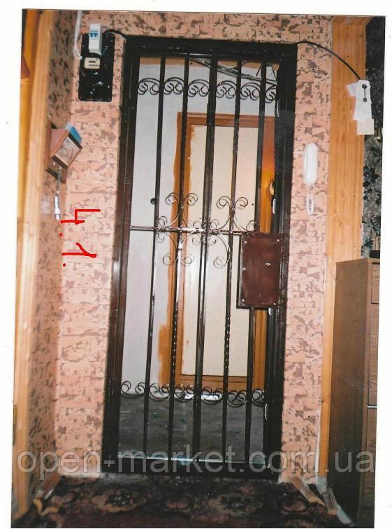Двери с открыванием 4.1, Николаев