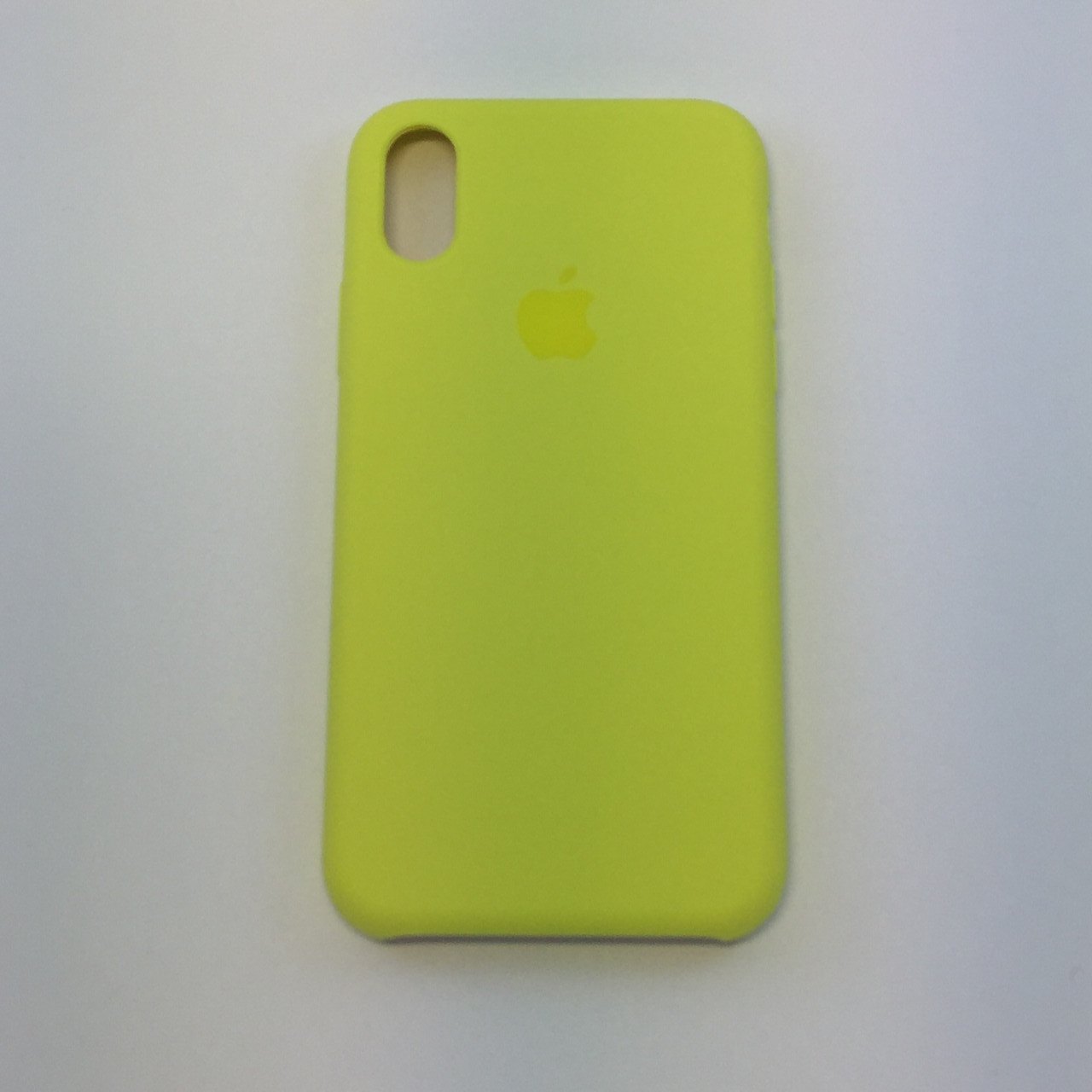 "Чехол - Silicon Case для iPhone ""Вспышка - №32"" - copy orig."