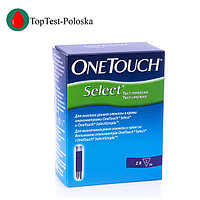 Тест полоски One Touch Select  №50