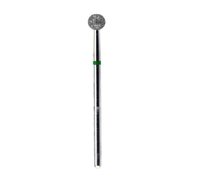 Насадка для фрезера с алмазным напылением - шарик 5мм/4мм