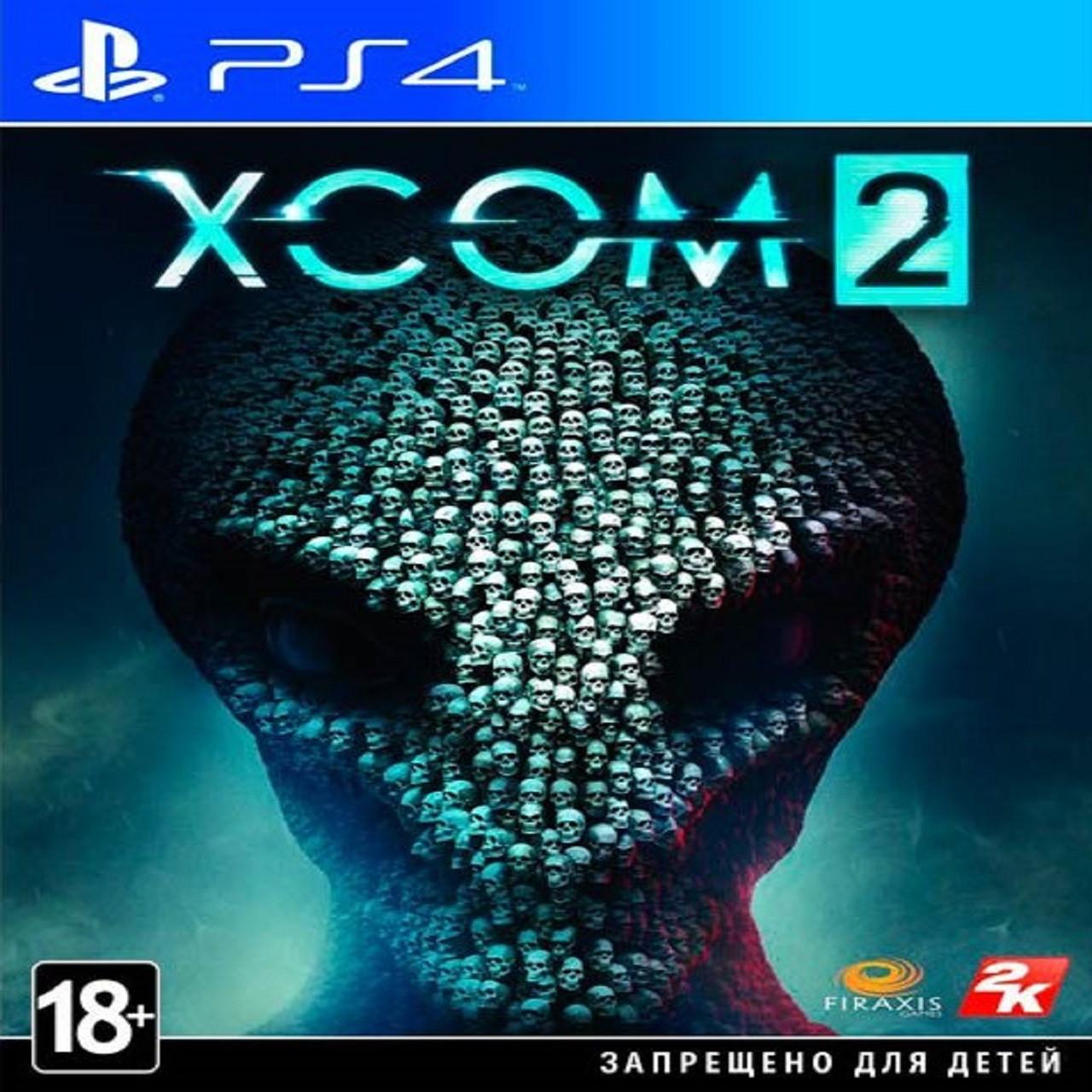 XCOM 2 SUB PS4 (NEW)