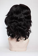 Натуральный парик №11, Цвет черный
