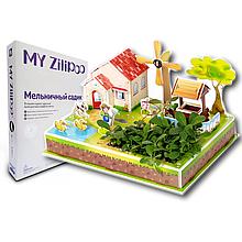 Живой 3D Пазл MY Zilipoo Мельничный садик (Z-001)