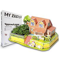 Живой 3D Пазл MY Zilipoo Чудесный огород (Z-004)
