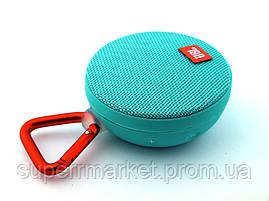 JBL Clip 2 3W копия, колонка c bluetooth MP3, Teal мятная, фото 3