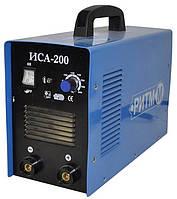 Инверторный сварочный аппарат Ритм-М ИСА 200. Сварочный аппарат Ритм М