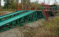Основание под УПА -60 (нефтяное оборудование)