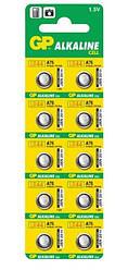 Алкалиновые Батарейки GP G13, LR44