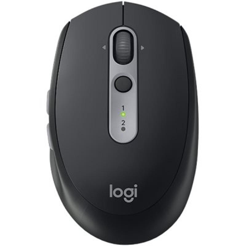 Мышь Bluetooth+Wireless Logitech M590 Silent (910-005197) Graphite