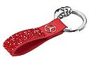 Оригинальный брелок Mercedes-Benz Key Ring, Milano, Red, Swarovski (B66953270), фото 2