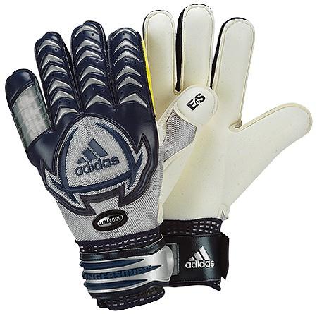Вратарские перчатки Adidas Fingersave Evolution E45