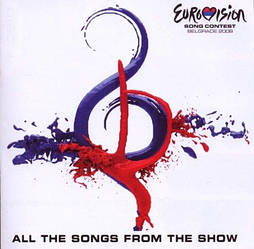 CD-диск Various Artists - Eurovision Song Contest 2008 (2 CD)