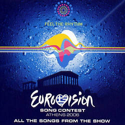 CD-диск Various – Eurovision Song Contest Athens 2006 (2 CD)