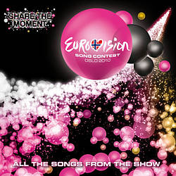 CD-диск Various – Eurovision Song Contest Oslo 2010 (2 CD)