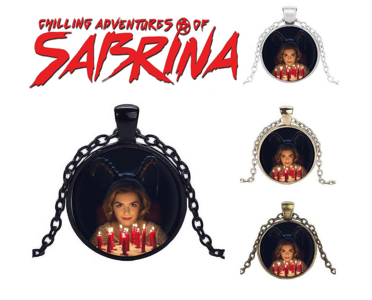КулонЛеденящие душу приключения Сабрины/Chilling Adventures of Sabrina С Днём Рождения