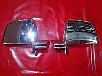 Накладки на зеркала FIAT DOBLO c 2010 г.в.