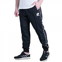 d3f062f46620 Спортивные штаны мужские Lotto ATHLETICA II PANTS PL L ALL BLACK 210880/1CL