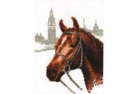 Повітруля Набор для вышивки нитками Лондон П4008