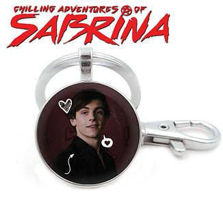 БрелокЛеденящие душу приключения Сабрины/Chilling Adventures of Sabrina с Харви