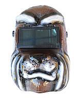 Сварочная маска откидное стекло Чуи, фото 1