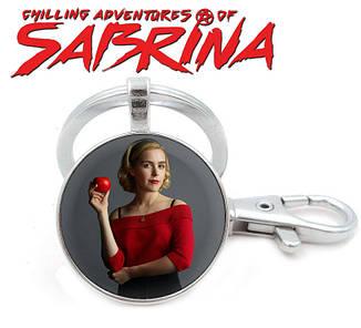 БрелокЛеденящие душу приключения Сабрины/Chilling Adventures of Sabrina с героиней в красной кофте
