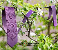 """Классический галстук с вышивкой """"Переяслав"""", фото 1"""