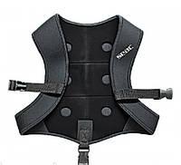 Разгрузочный жилет для подводной охоты Seac Sub Vest Black Smooth