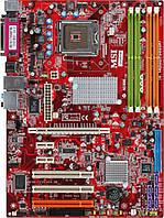 Материнская плата, MSI P965 Neo, сокет 775, фото 1