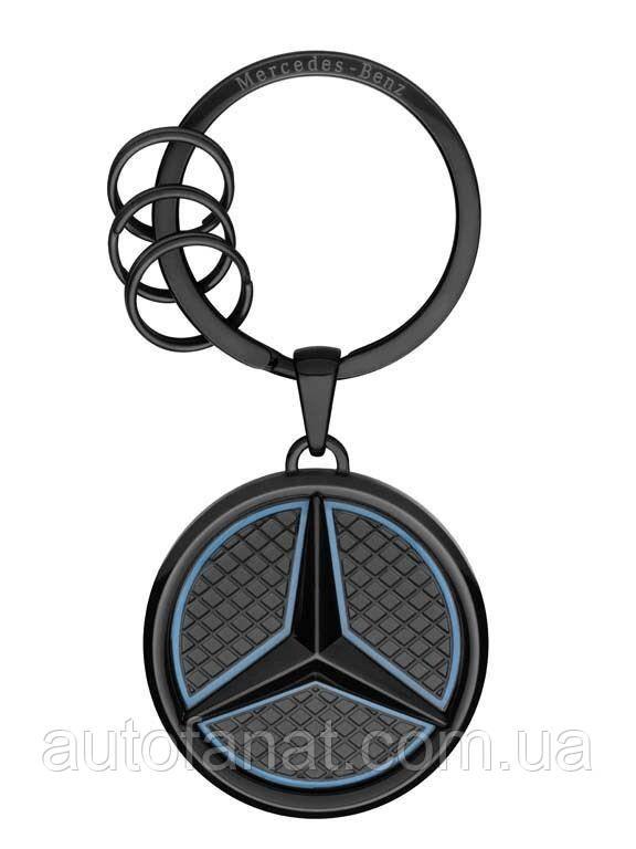Оригинальный брелок Mercedes-Benz Key Ring, Las Vegas, Black Edition (B66953280)