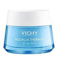 Vichy Aqualia Thermal Rich Cream Виши Аквалия Термаль Крем увлажняющий насыщенный