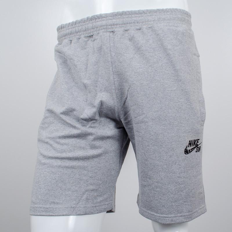09065e19 Шорты спортивные мужские х/б, Nike, меланж. (Реплика) оптом от ...