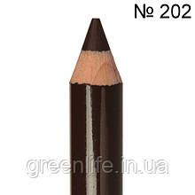 Cinecitta, Олівець для брів, Відтінок № 202 - коричневий , Чінечіта, Італія