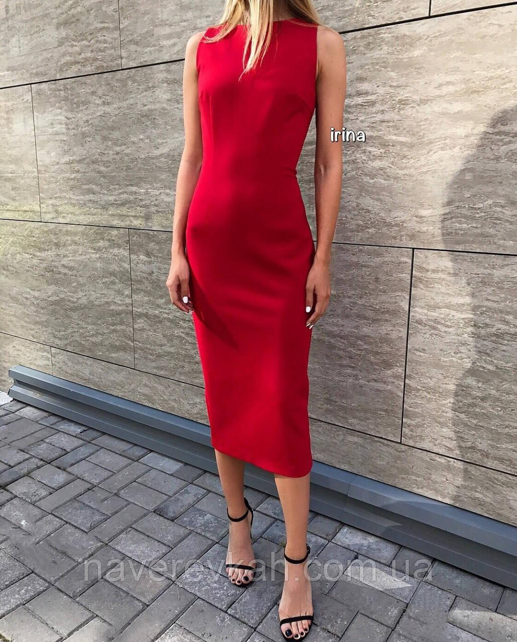 4fe7ca2f04a ... Летнее женское облегающее платье голубое красное черное бордо бутылка  мокко