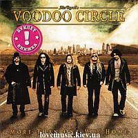 Музичний сд диск VOODOO CIRCLE More than one way home (2013) (audio cd)