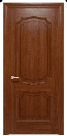 Двери Луидор ПГ, полотно+коробка+2 к-кта наличников+добор 90 мм, шпон, срощенный брус сосны , фото 2