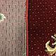 Ковролин Барокко Красный, фото 2