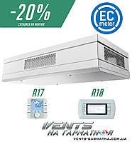 Вентс ДВУТ ПБ/ПБЕ/ПБЕ2/ПБЕ2ДН ЕС А17/А18. Децентрализованная приточно-вытяжная установка с рекуперацией тепла