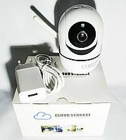 Поворотная WI-FI Камера Y13G с автотрекингом