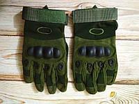 Перчатки тактические закрытые OAKLEY, с усиленным протектором, XL, L, M