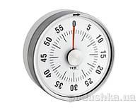Таймер механический TFA Puck 381028 металл  цвет корпуса - антрацит